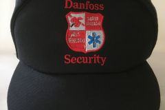 Beredskab Danfoss Security