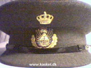 Sergent i C.F. (CivilForsvar). ca. 1972