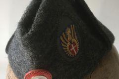 Civilforsvaret Skråhue M50