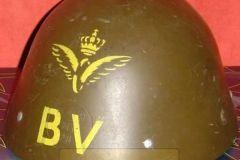 DSB Slovakiske militærhjelm WW2