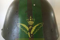 DSB Stålhjelm WW2