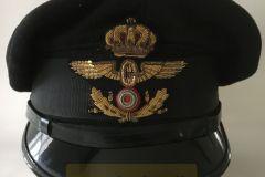 DSB 1954-1973 Stationsforstander