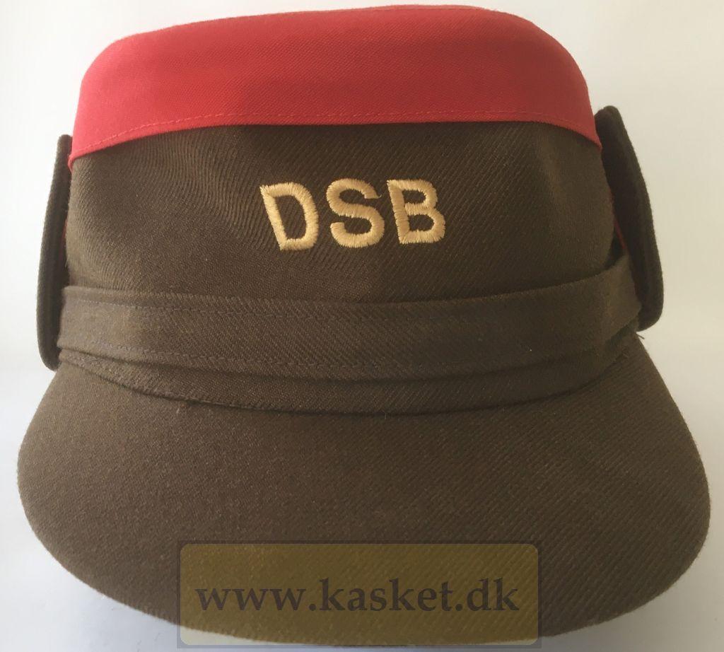 DSB Stationsbestyrer 1973 1983 .