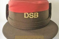 DSB 1973-1983 Stationsbestyrer.