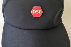 DSB Cap Uniformeret personale 2015->