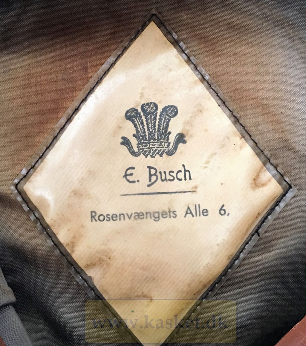 E. Busch  Rosenvængets Alle 6