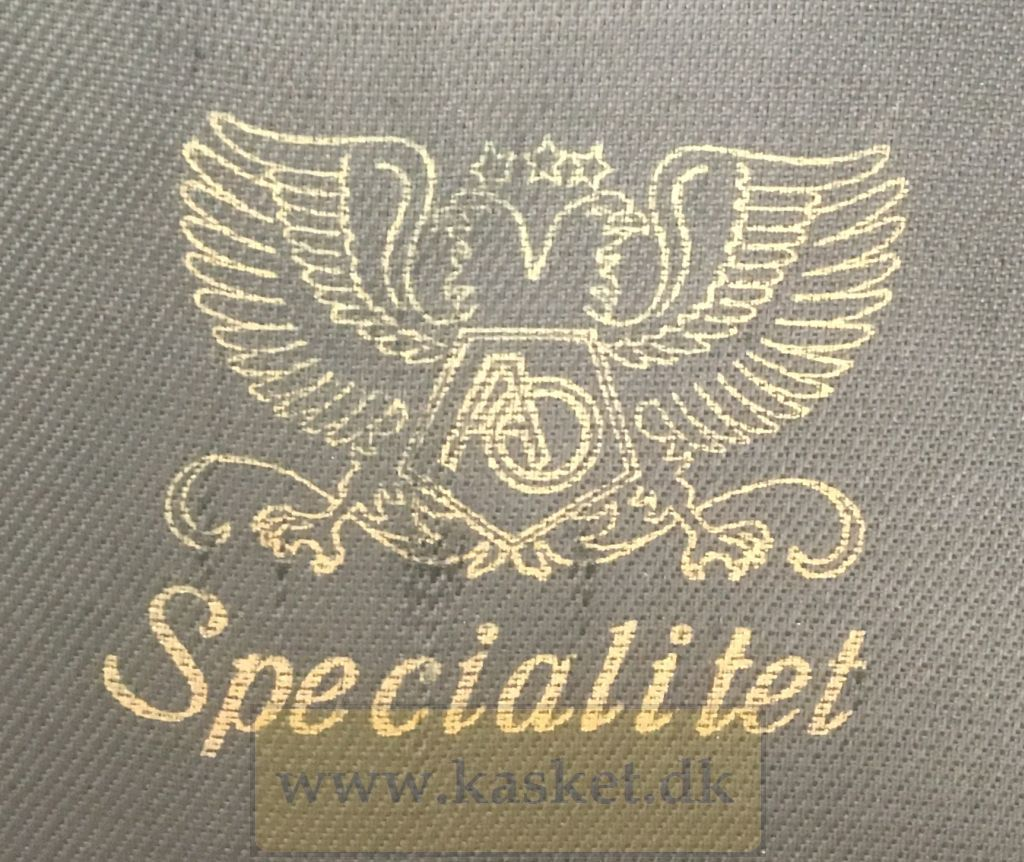 Specialitet - AO
