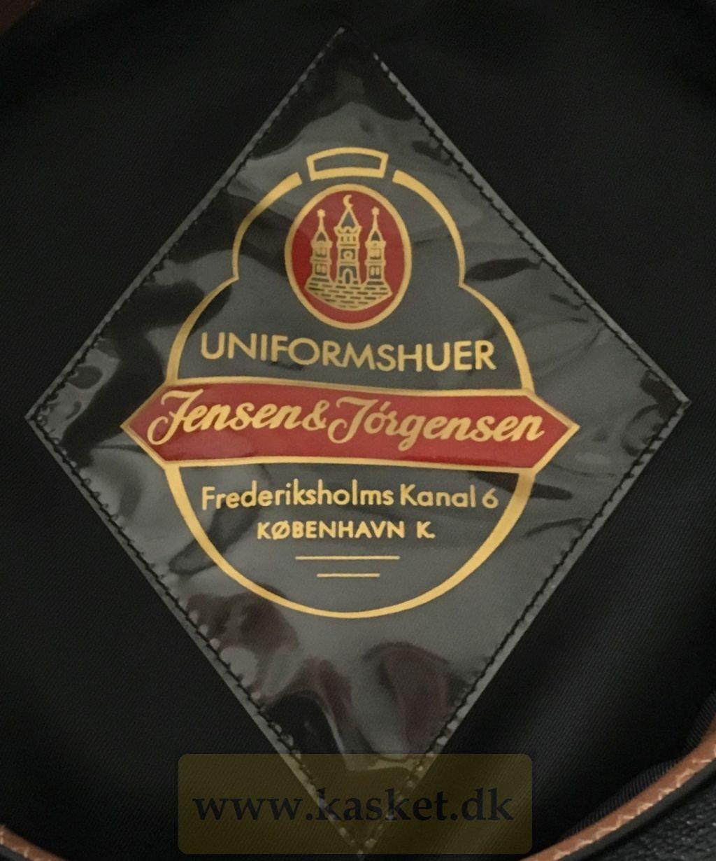 Jensen & Jørgensen Frederiksholms kanal 6, Kbh. K.