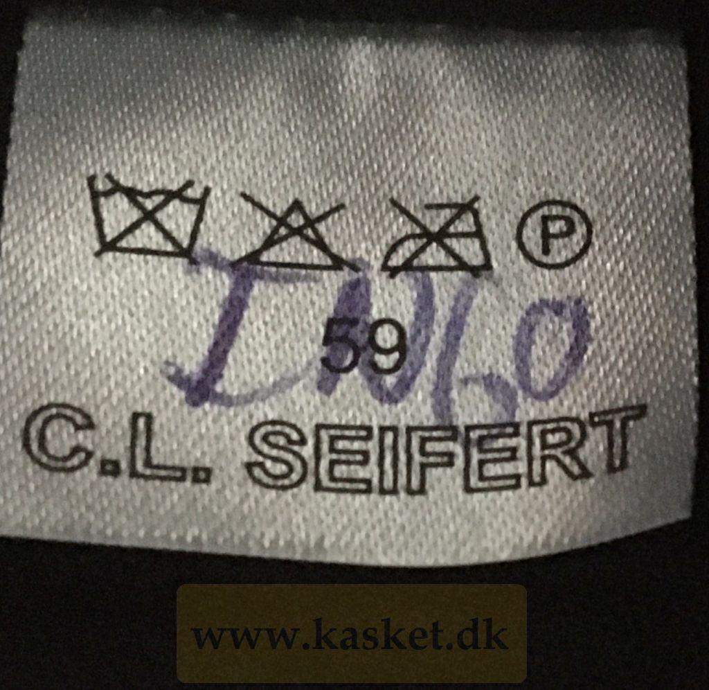 C.L. Seifert.
