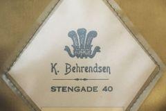 K. Behrendsen.