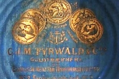 C.J.M. Fyrwald & co. Tordenskjoldsgade 3 #2