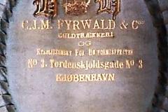 C.J.M. Fyrwald & co. Tordenskjoldsgade 3