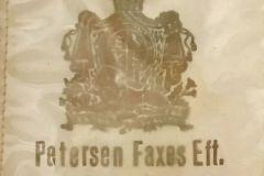 Petersen Faxes Eft,