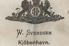 Wilh Svendsen