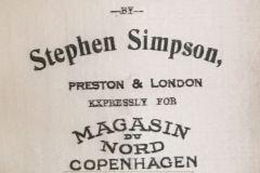 Stephen Simpson af Magasin Du Nord.