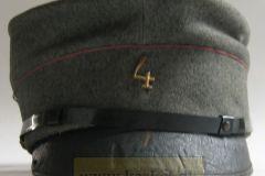 Hæren Menig Underkorporal 4 Artilleriafdeling