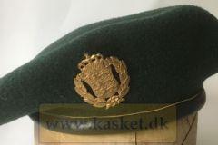 Hæren Mørkegrøn Baret siden 1974