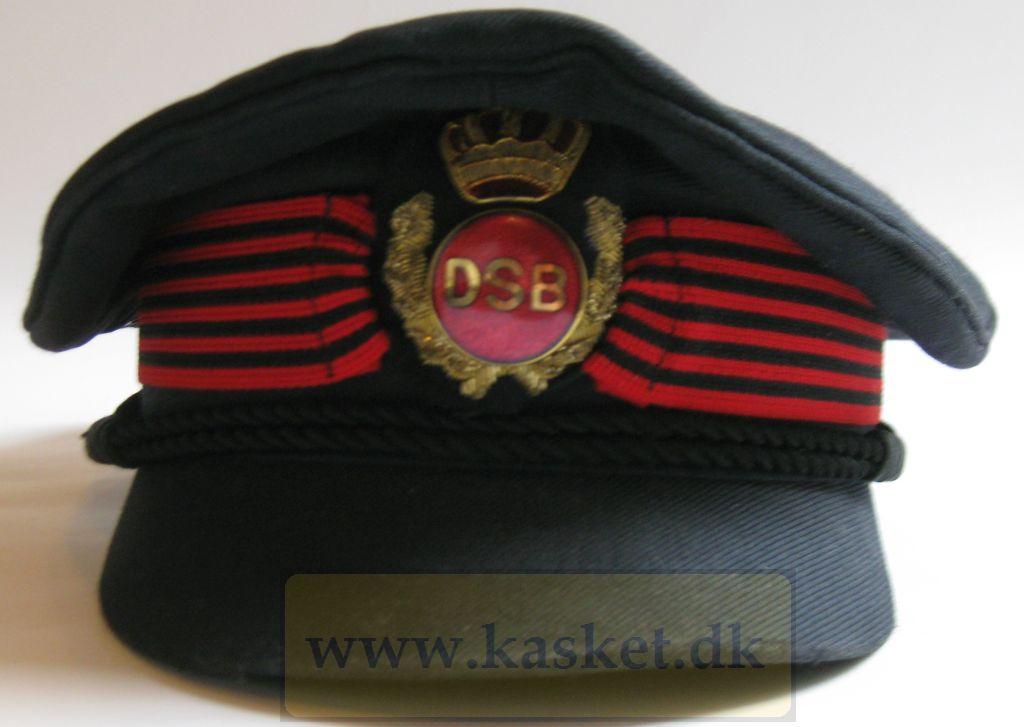 DSB  Stationsbestyrer 1983-2000