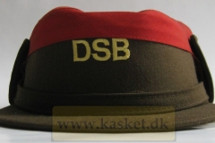 DSB 1973-1983 Stationsbestyrer