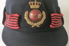 DSB 1983-2000 Stationsbestyrer.