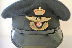 DSB Kasket Model 1954-1973 Til Rangerformænd Pakhusformænd Trafikekspedienter Pakmester