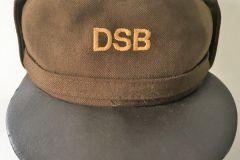 DSB Kasket Model 1973-1983 Til Rangerpersonale sporsikrings personale m.fl_