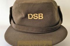 DSB Model 1973-1983 Uden funktionsbånd = Togbetjent