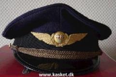 Luftkaptajn i SAS