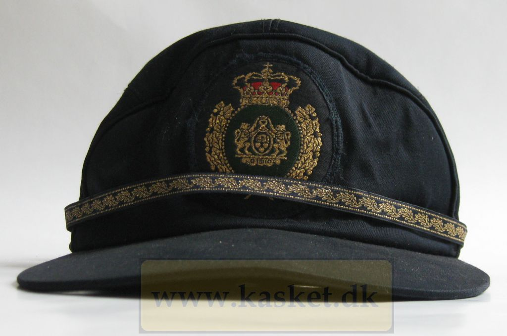 Politi Patruljehue / cap