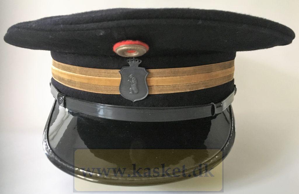 Politi. Grønlandsk Kommunefoged.
