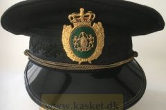 Politibetjent.