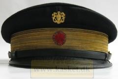 Politi. Politimester ca. 1900-1930.