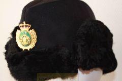 Politibetjent vinterhue