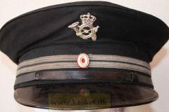 Postbud-land. uniform 1950