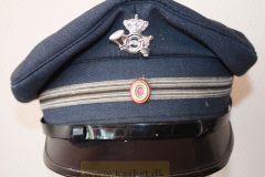 Postbud-land. uniform 1971