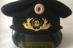 Frederiksberg Brandvæsen Brandmester.