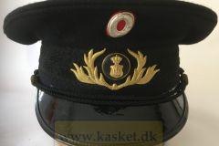 Københavns Brandvæsen. Depotmester