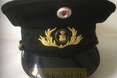 Københavns Brandvæsen. Overbrandmester.
