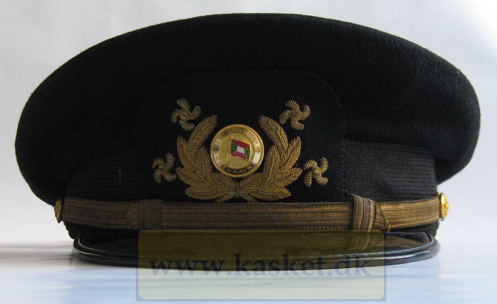 J. Lauridzen Rederi, Chief Enginner