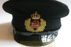 DSB, færge  officer, 1990erne