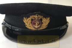 Søværnet Løjtnant SA. Fabrikant WEMBLEY UNIFORMS