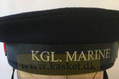 Søværnet Matros Hue. Kgl. Marine.