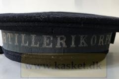Søværnet Matroshue ARTILLERIKORPSET 1950