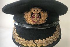 Søværnet Orlogskaptajn