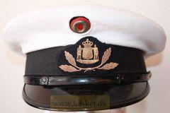Grænse Gendarm hvid sommerbetræk