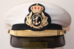 Spansk Navy, officer