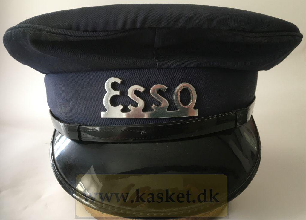 Esso Tankpasser, Chauffør